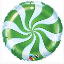 """20"""" green peppermint"""