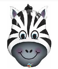 """Zany Zebra 32"""""""