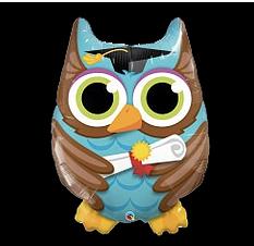 """Owl Diploma 32"""""""