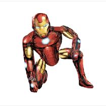 "Iron Man 36"""