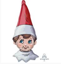 "36"" Elf on the Shelf"