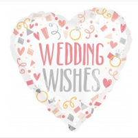 18_ wedding wishes heart