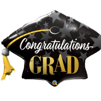 """32"""" Congratulations Grad Cap"""