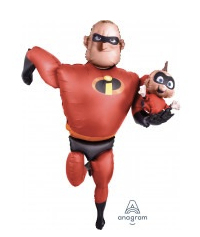 Mr Incredible 67""