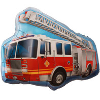 Red Firetruck large