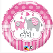 """18"""" Its a girl!"""