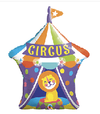 """32"""" Circus in town"""