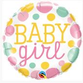 """18"""" Baby girl"""