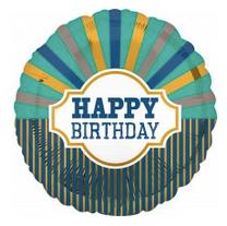 """18"""" Happy Birthday pattern"""