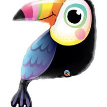 """28"""" Tropical Toucan Bird"""