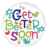 "18"" Get Better Soon"