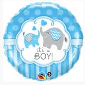 """18"""" It's a boy!"""