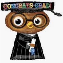 """Congrats Grad Owl 36"""""""