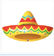 42_ Party Sombrero