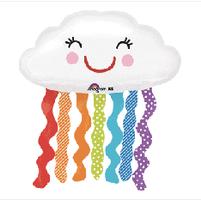 """Rainbow Cloud 32"""""""