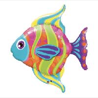 "34"" Tropical Fish"