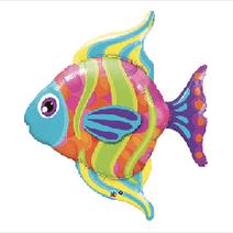 "Fashionable Fish 43"""