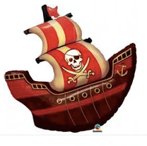 "Pirate Ship 34"""