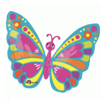 """Spring Butterfly 32"""""""