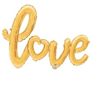 """40"""" Love Air"""