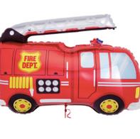 """32"""" Red Firetruck"""