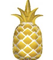"""Golden Pineapple 34"""""""