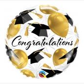 """18"""" Congratulation Grad"""