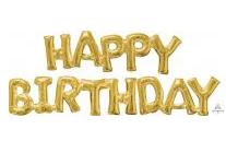 "Happy Birthday 16"" Airfilled"