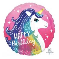 18_ Unicorn Happy Birthday