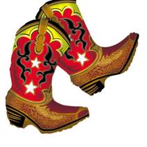 Cowboy boots large