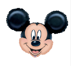 "32"" Mickey Mouse Head"