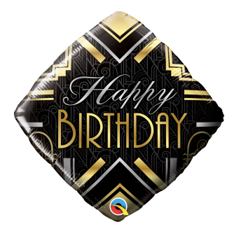 "18"" Happy Birthday Classy"