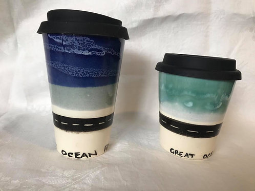 Great Ocean Road Travel Mugs (Assorted Colours)
