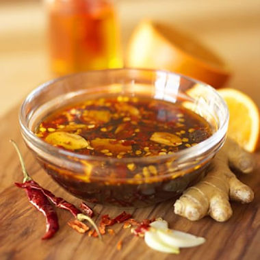 Spicy Coconut Vinegar - Marinade
