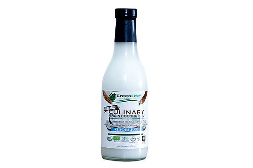 Organic Culinary Virgin Coconut Oil