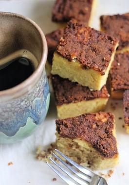 Coconut Coffee Cake