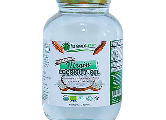 Organic Virgin Coconut Oil 32oz