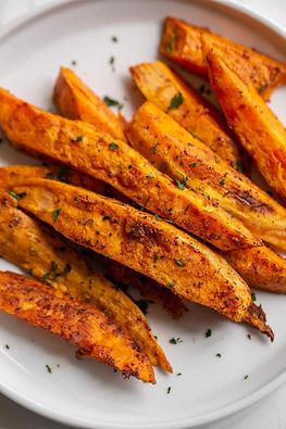 Culinary Virgin Coconut Oil – Roasted Sweet Potatoes
