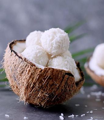 Coconut Sugar – Coconut Balls