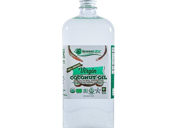 Organic Virgin Coconut Oil 1000ml