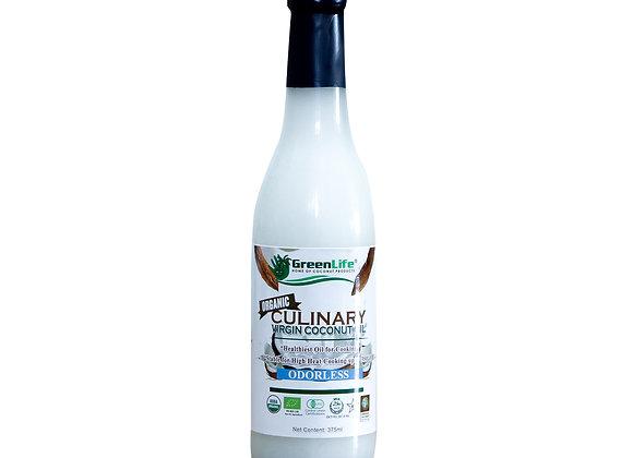 Organic Culinary Virgin Coconut Oil - Odorless 375ml