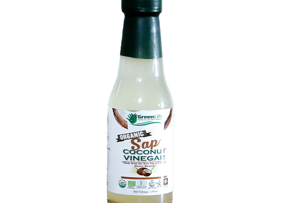 Organic Coconut Sap Vinegar 150ml