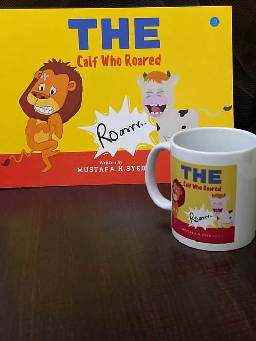 The Calf Who Roared Gift Set