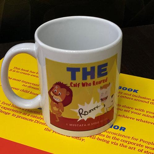The Calf Who Roared Character Themed Mug