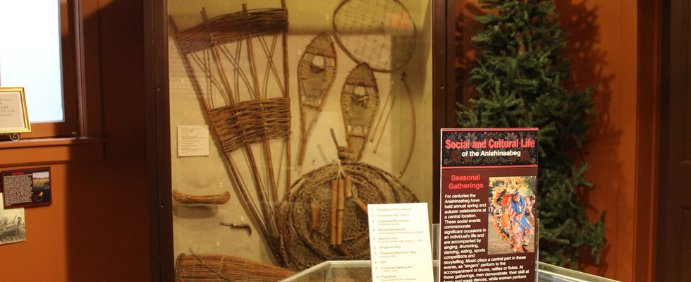 Everday Objects of the Chippewa Indians