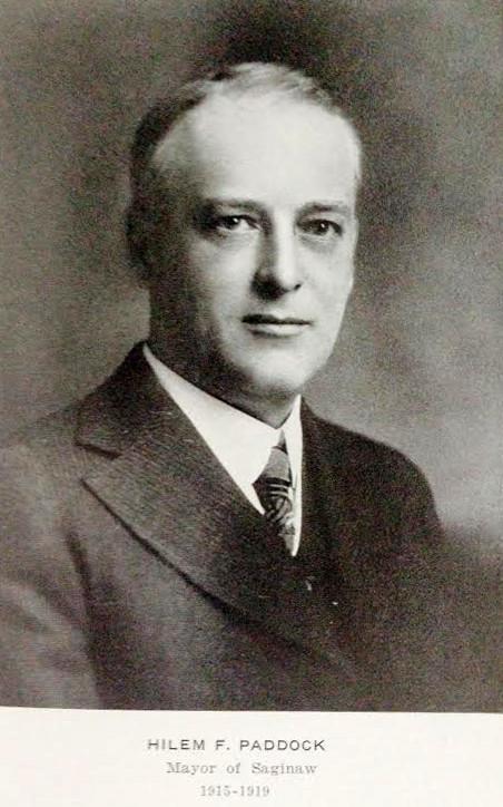 Mayor of Saginaw 1915-1919