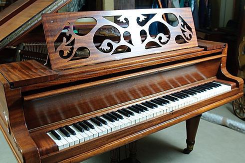 Germain-Piano-Company-Castle-Museum-Sagi