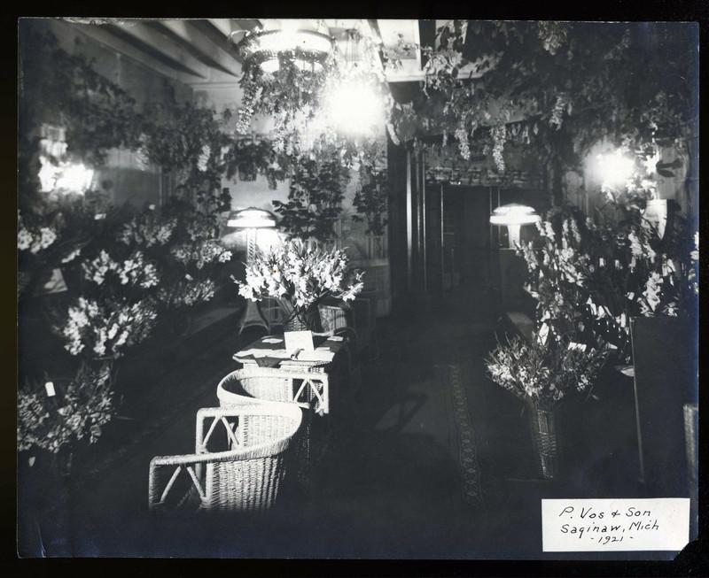 1921 Flower Show