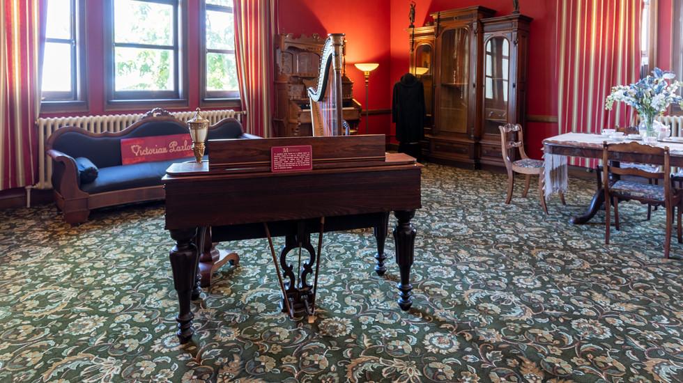 Period Rooms Exhibit