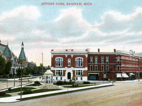 A Small Park with a Story: Jeffers Park
